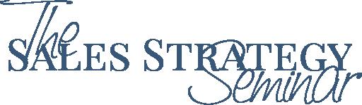 The Sales Strategy Seminar